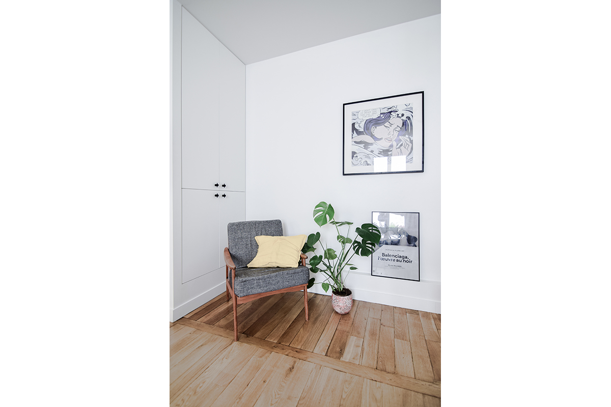 architecte-renovation-salle-de-sejour-parquet -vieilli-AREA-Studio