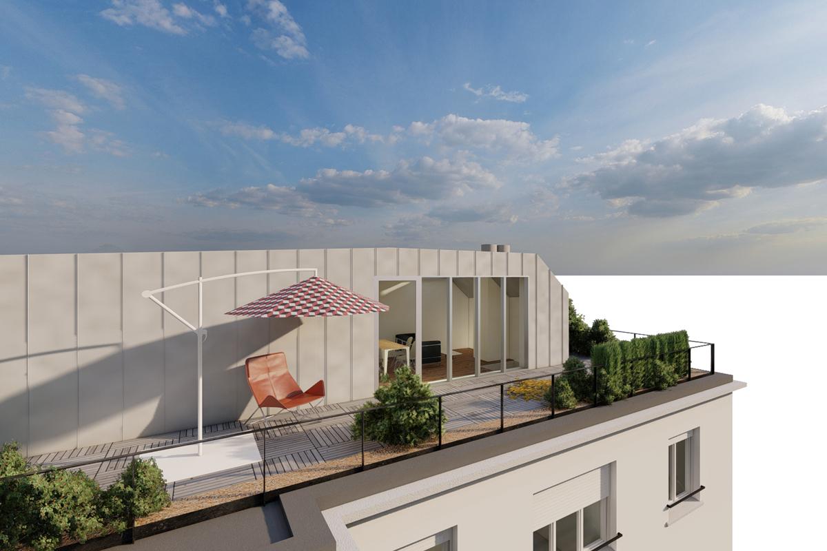 architecte-surelevation-restructuration-appartement-AREA-Studio 2